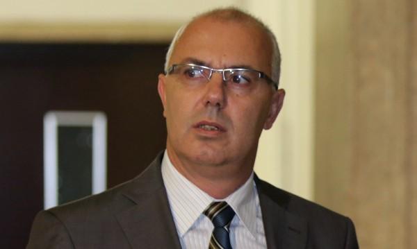 Вучков предлага главсек със сериозна кариера в МВР