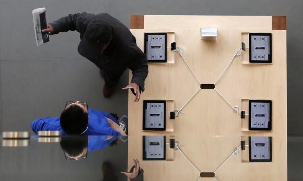 Apple печели сърцата на китайските богаташи
