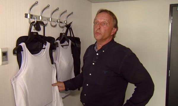 Магазин в Холандия продава бронирано облекло