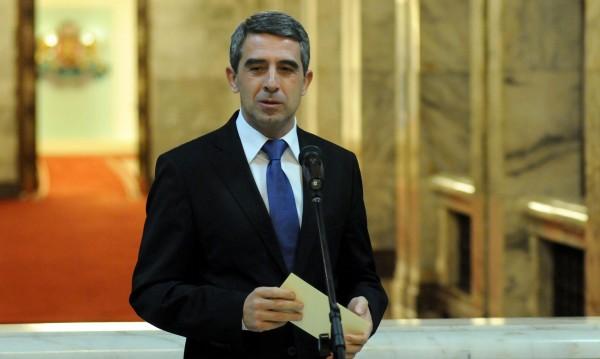Плевнелиев издаде указ за назначаване на Панов за шеф на ВКС