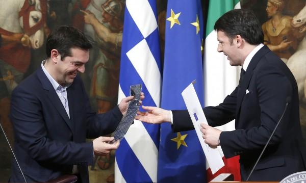 Споразумение с Гърция е възможно, увери Ренци