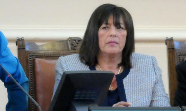 Нов депутат заема мястото на Росица Янакиева в НС