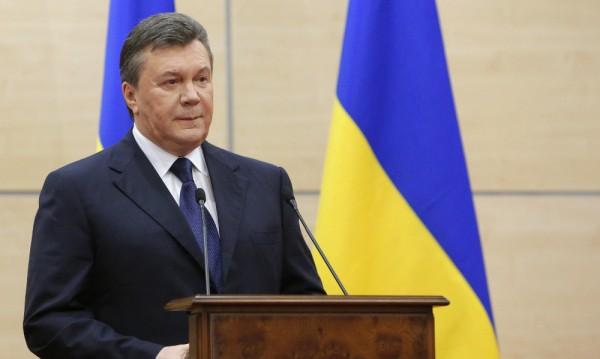 Киев прие закон, с който Янукович е лишен от званието президент