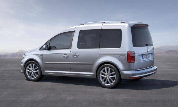 Новото поколение Volkswagen Caddy