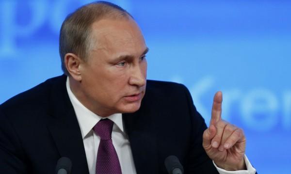 Войната в Украйна е само част от играта на Путин