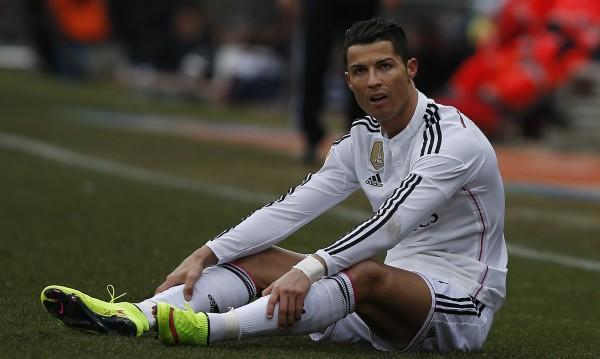Роналдо купонясвал след разгрома от Атлетико