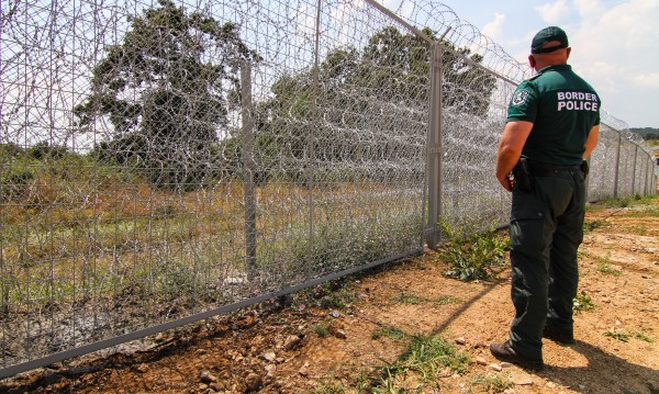 Още 500 гранични полицаи ще бранят границата ни с Турция