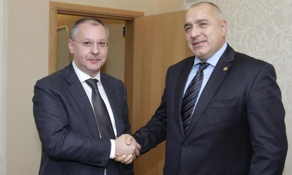 Борисов и Станишев поставят въпроса за Шенген