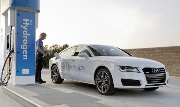 Audi поставя ударение на водородните коли