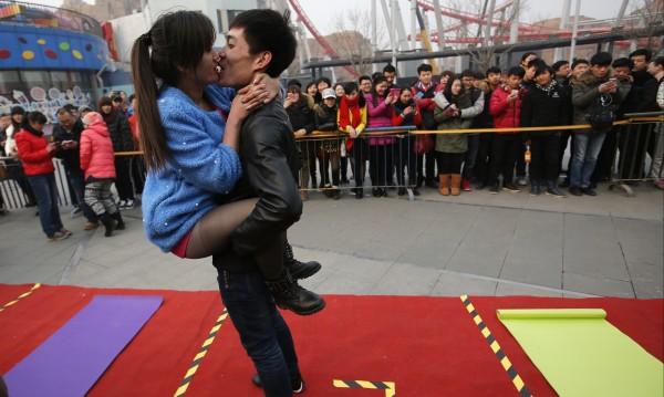 Тайландски зов: Не правете секс на Свети Валентин!