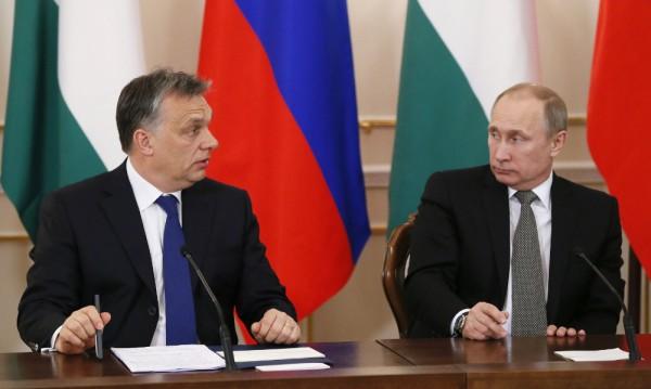 Путин в Унгария: Той все още има приятели в Източна Европа