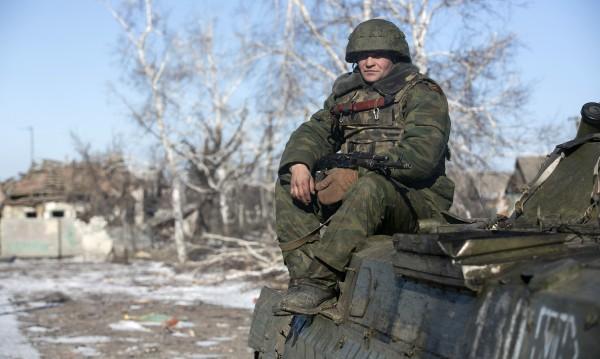 Киев призна, че сепаратистите са превзели част от Дебалцево