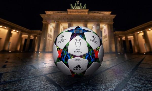 Представиха топката за финала на Шампионска лига