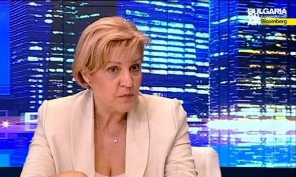 И други банки могат да се включат за дълга, разясни Менда Стоянова