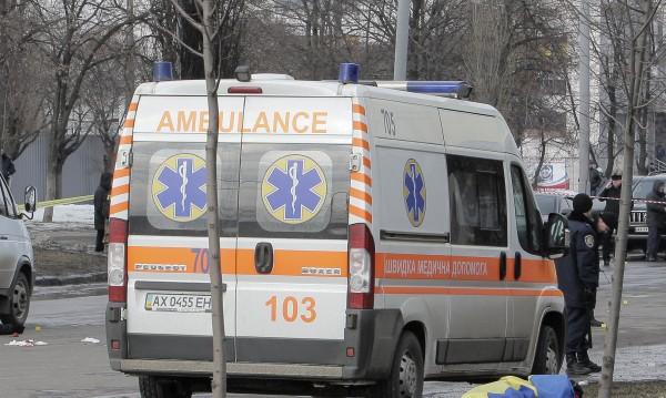 Задържаха заподозрени за атентата в Харков