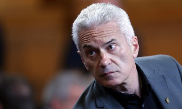 Сидеров бойкотира срещата при президента, била пиар