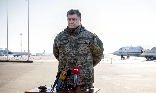 Военната заплаха за Украйна от изток остава въпреки примирието