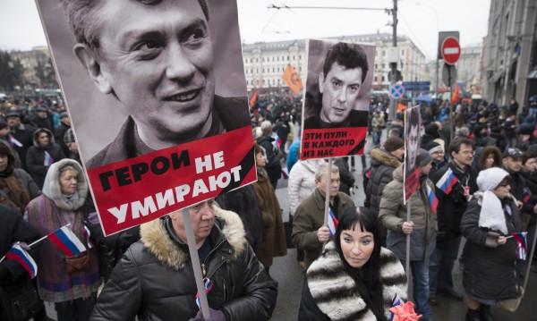 Украйна изгуби следите на жената с Немцов в момента на убийството