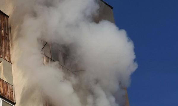 Възрастна жена загина при пожар във Враца