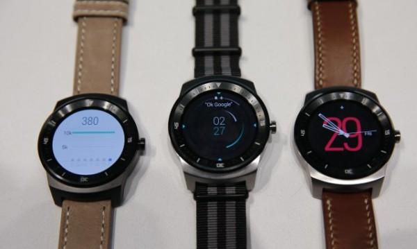 LG залага на умни часовници