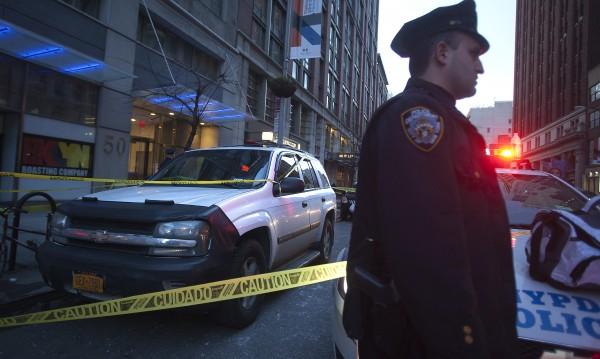 Убитият бездомник в Лос Анджелис лежал 14 г. за банков обир