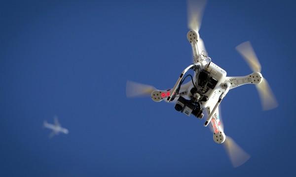 Глобиха журналиста, пуснал без разрешение дрон над Париж