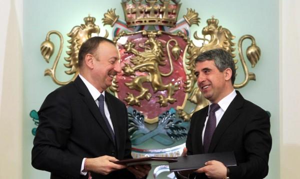 Азербайджан е ключов партньор за енергийната ни сигурност