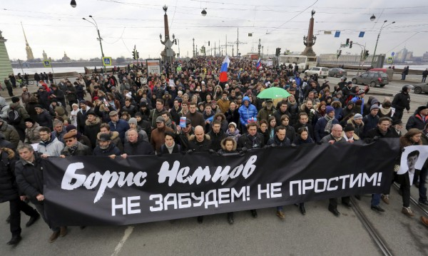 Убийството на Немцов - точка, от която няма връщане?