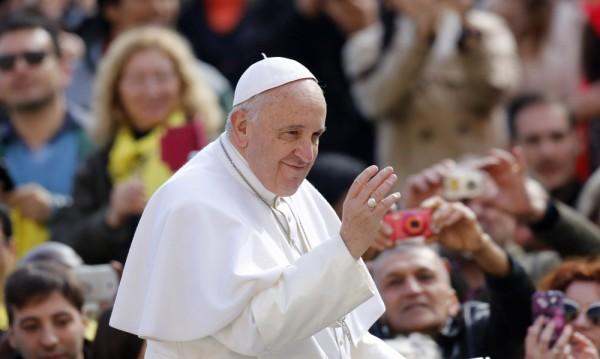 Папата: Старостта не е болест, възрастните не са марсианци
