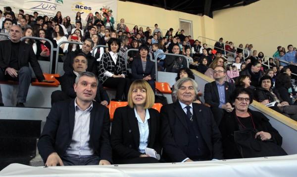 Столична община инвестира над 5 млн. лв. в спорт