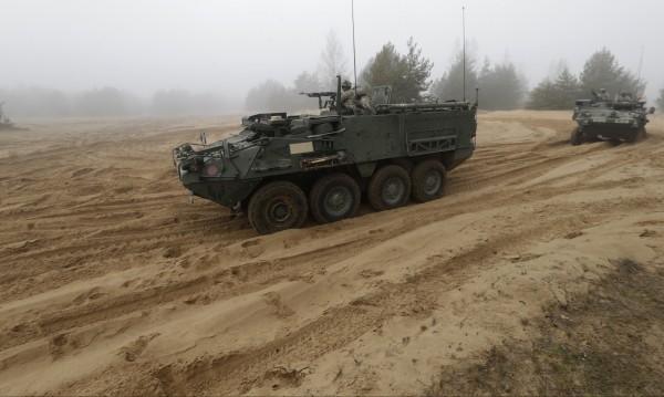 Пращаме войска на учение на НАТО в Украйна