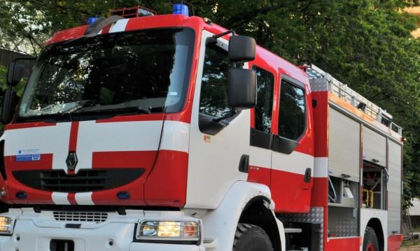 84-годишна жена почина след пожар в дома си