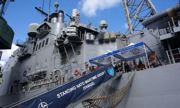 Корабите на НАТО у нас засекли руски съдове в Черно море