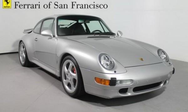 Дилър на Ferrari поиска $400 000 за старо Porsche 911