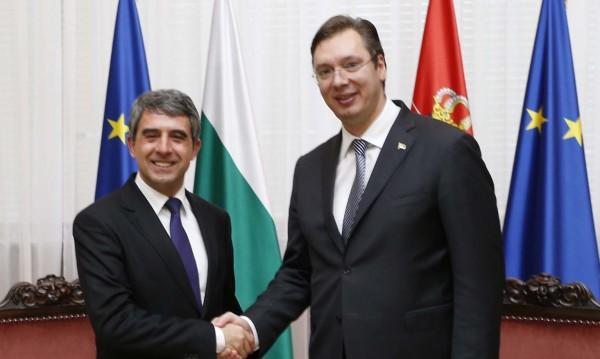 Енергийната свързаност е приоритет за България и за Сърбия