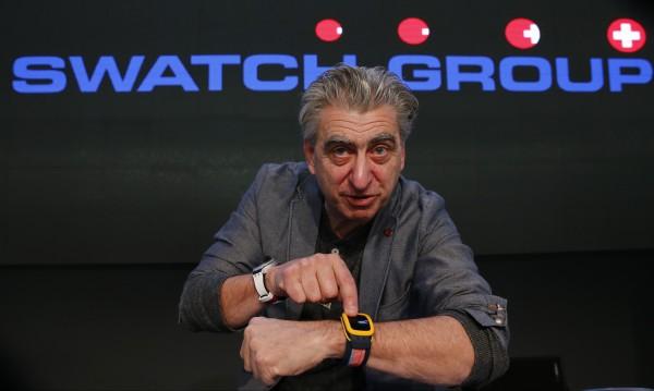 Swatch се насочва към умните часовници