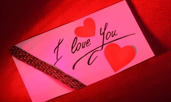 """Кога """"Обичам те!"""" се превръща в нещо голямо?"""