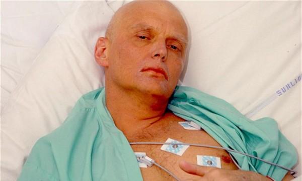 Скарамела, човекът до Литвиненко в деня на смъртта му