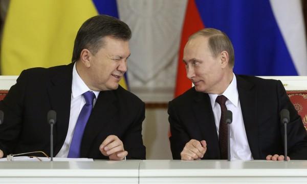 Русия спаси живота на Янукович, искаха го мъртъв