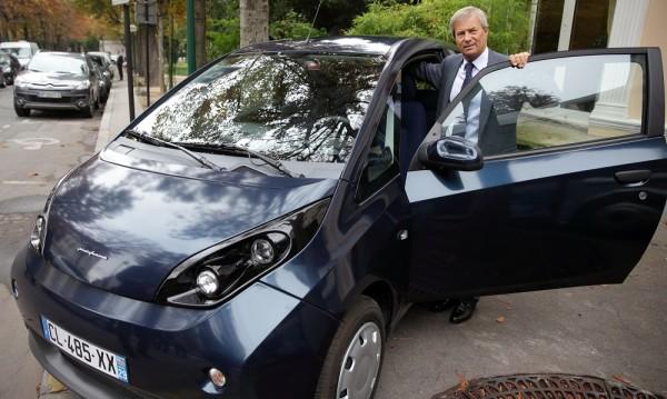 Парижки конкурент на Tesla струва само 20 евроцента на минута