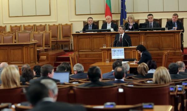 4 топ приоритета видя Плевнелиев, пак заговори за референдума