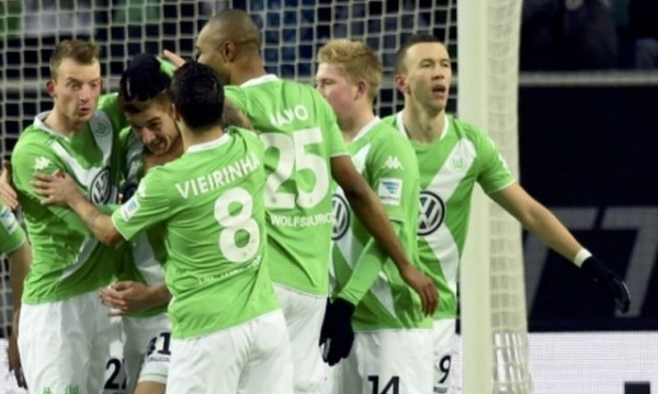 Волфсбург прегази Интер и като гост