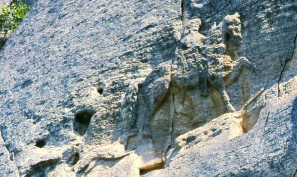 Германска бактерия спасява Мадарския конник