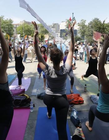 Ефектът на йога е резултат от съчетаването на физическа и ментална енергия