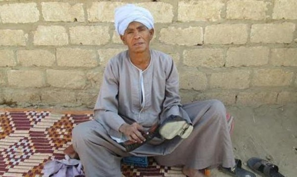 За семейството: Египтянка живее 40 г. като мъж