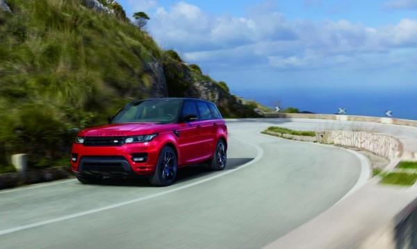 Поредният мощен Range Rover Sport