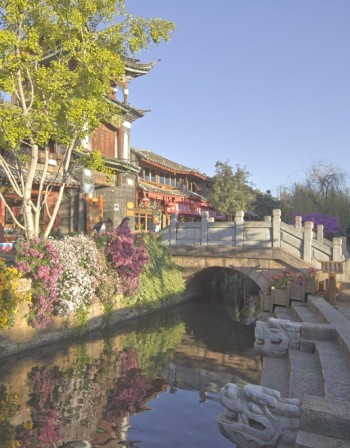 На почивка в Лицзян