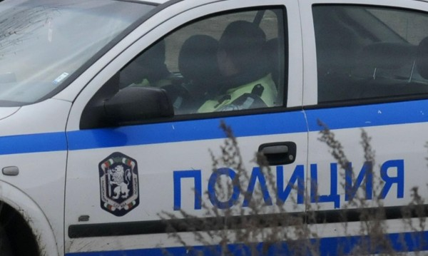 Арестуваха мъж в момент на извършване на взломна кражба