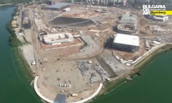 Остават 500 дни до началото на Олимпийските игри в Рио