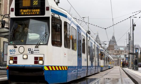 Голяма авария остави без ток Амстердам